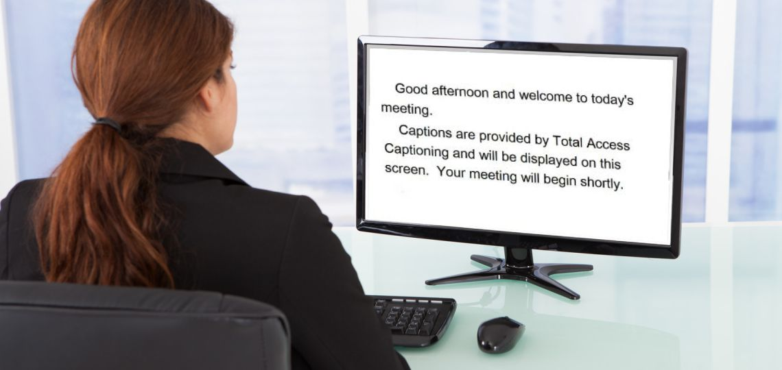 Total Access Captioning