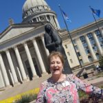 At the Oklahoma State Capitol People with Disabilities Awareness Day