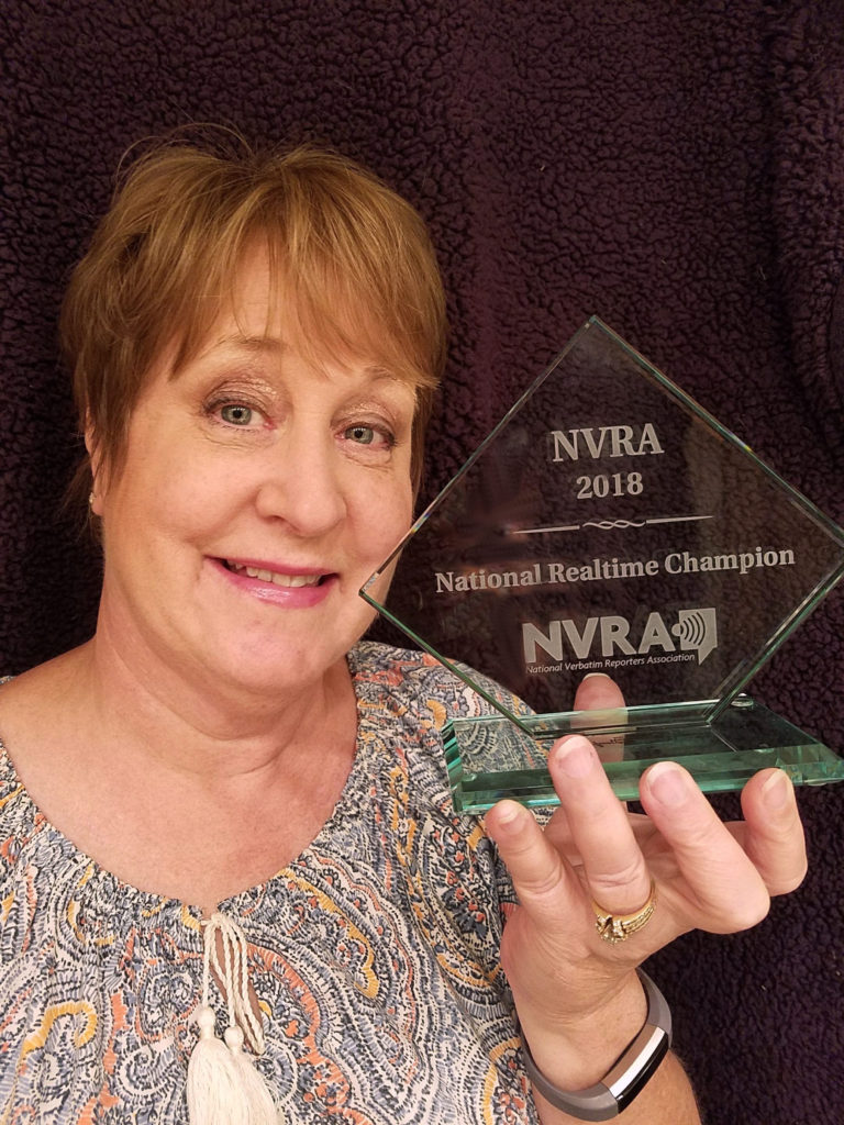 NVRA National Realtime Champ!